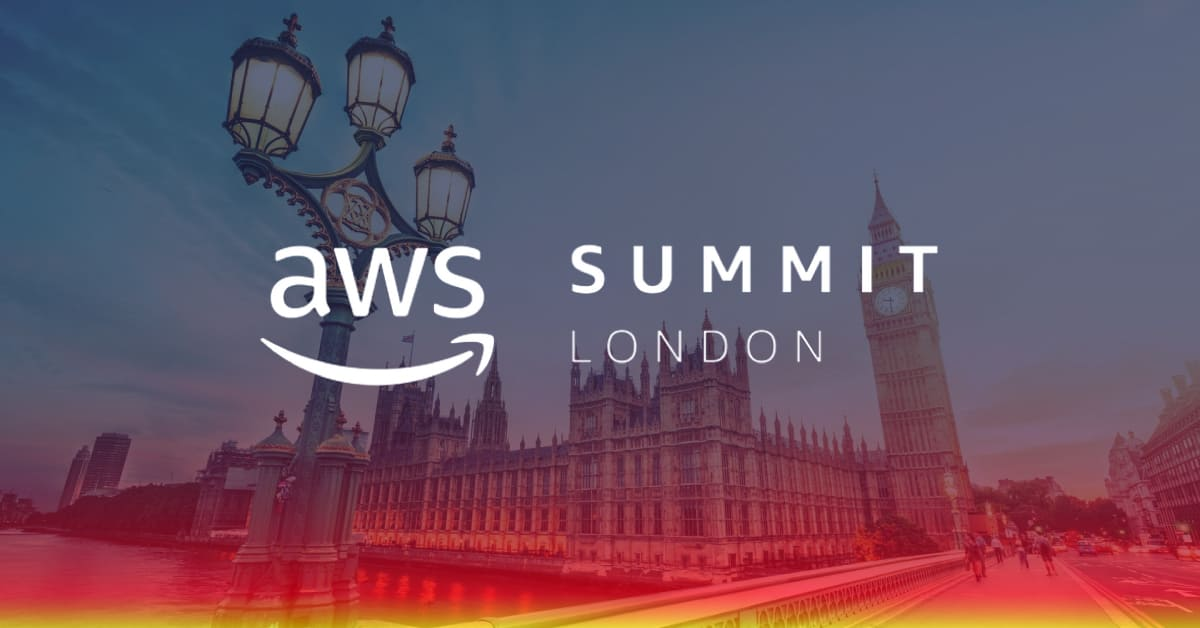 AWS Summit 2018 London - highlights and takeaways