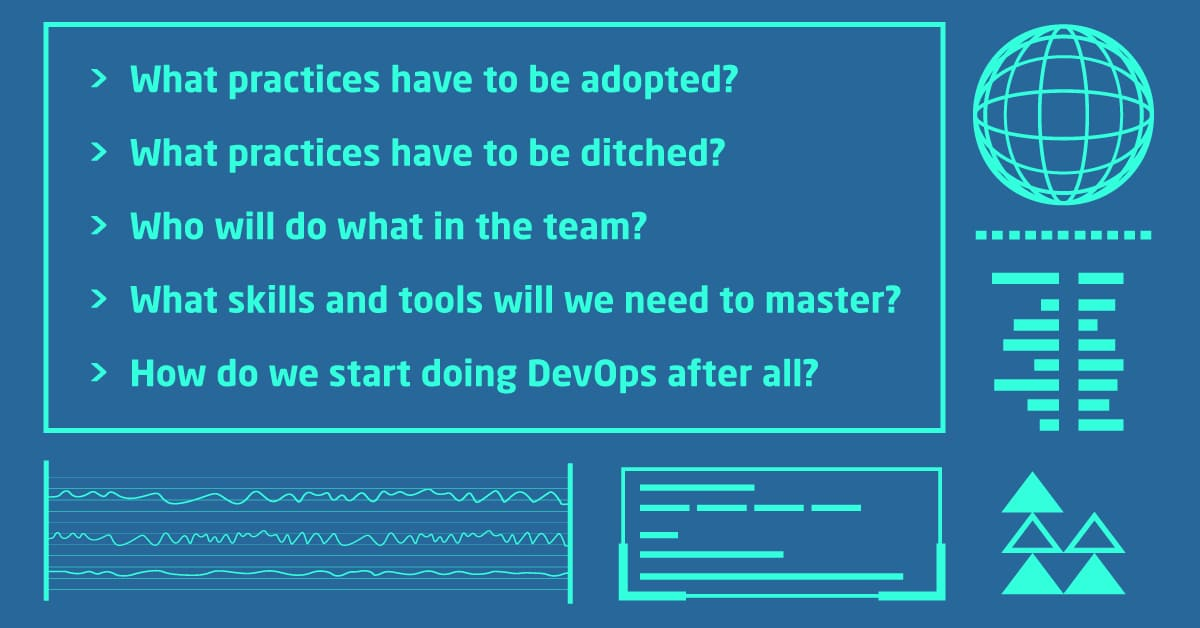 Merging Fail-Fast Agile with Well-Planned DevOps: questions