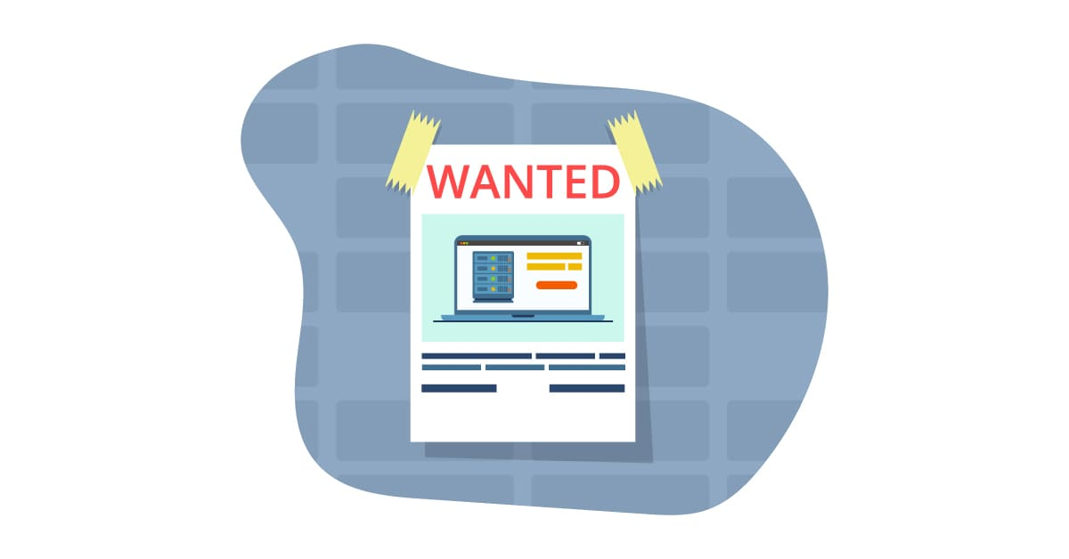 Wanted: Managed Services Providers