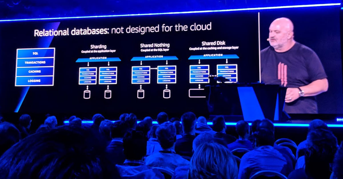 IT Svit review: AWS re:Invent 2018 - keynote