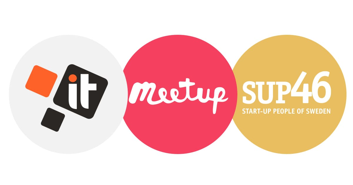 IT Svit trip to Sweden: meetups