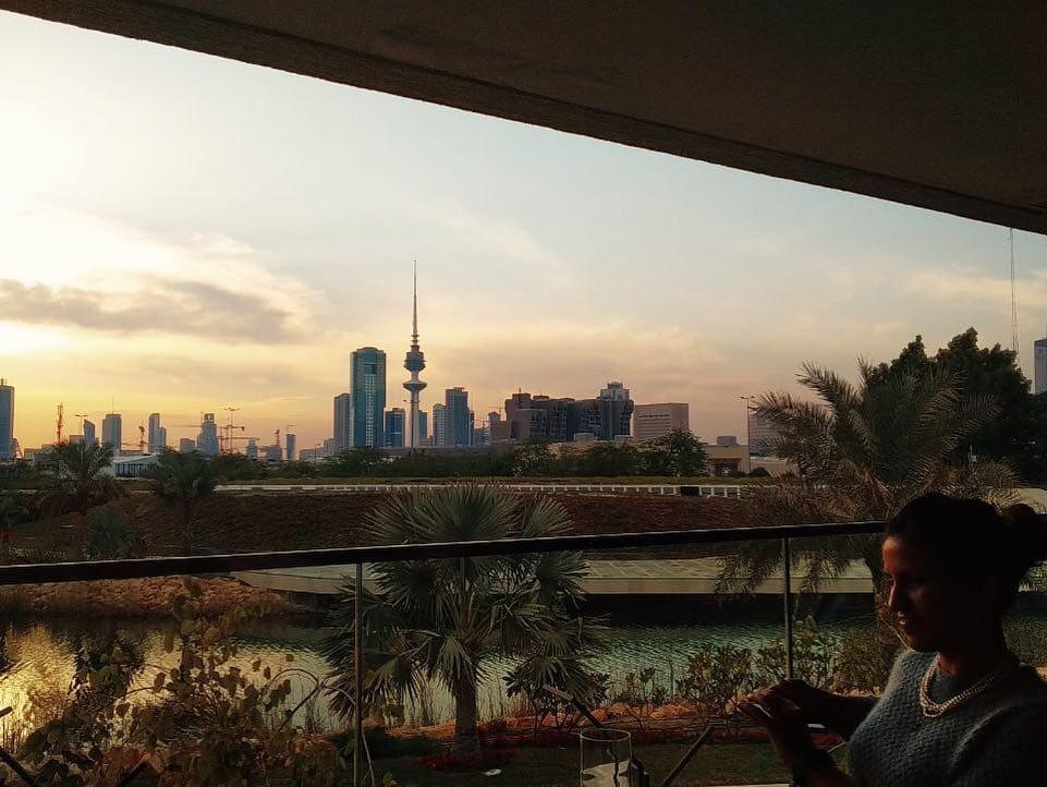 IT Svit business trip to Kuwait